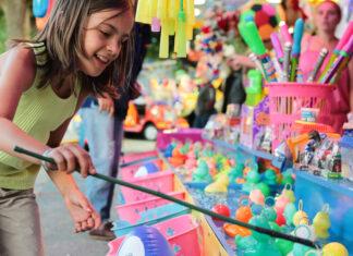 zabawy dziecięce nawiązujące do wędkowania
